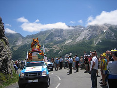 Giant squirrels invade Aubisque