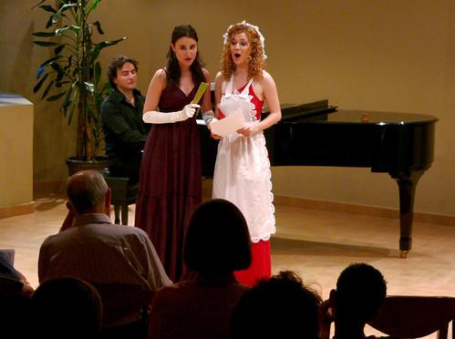 RECITAL DE CANTO Y PIANO - 1.07.09