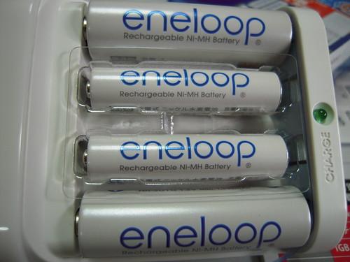 エネループ eneloop