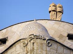 La Pedrera, particolare (Rocco V.A.) Tags: barcelona people landscape fuji finepix lasramblas boqueria barcellona montjuic catalogna pobleespanyol barcelloneta 1000fd fujifilmfinepix1000fd fujifinepix100fd