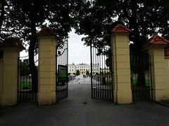 The real gem (machanka) Tags: park city castle gate poland bialystok