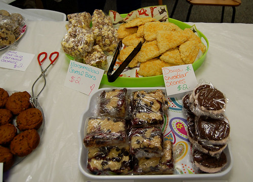 worldwide vegan bake sale 2010