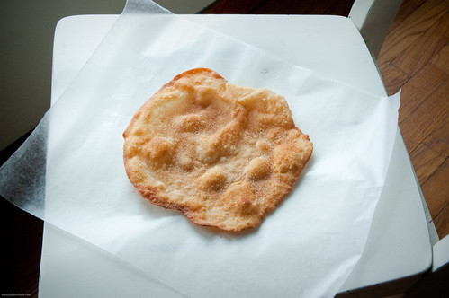 {how to} make Elephant Ears! boo-yay!