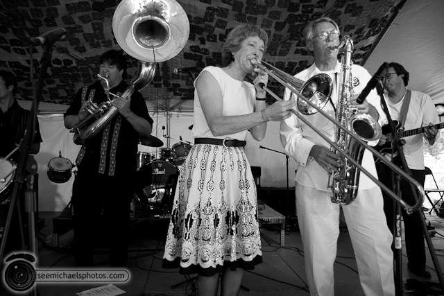 Euphoria Brass Band Show at Gator by the Bay 50811 © Michael Klayman-012
