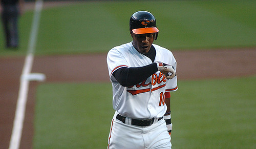 Adam Jones - Orioles outfielder
