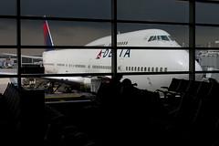 DTW-NRT-MNL 3 (Seven Twenty) Tags: northwest aviation delta terminal boeing airports boeing747 747 dtw northwestairlines 747400 boeing747400 deltaairlines kdtw