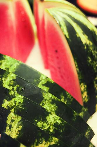 Watermelon Slices by mylla7777