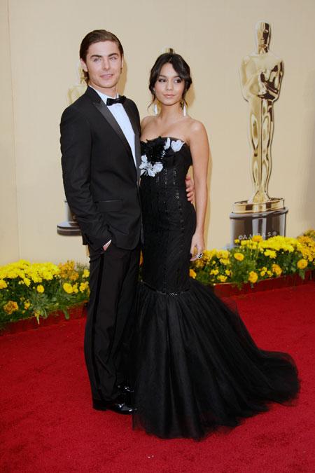 Premios Oscar Zac Efron Vanessa Hudgens