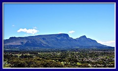 The Other Side Of The Mountain (Mervyn Hector) Tags: mountain southafrica fdsflickrtoys picnik tablemountain devilspeak westerncape goldenglobe blueribbonwinner otw anawesomeshot citrit capetownsouthernsuburbs theperfectphotographer capetownsouthpeninsula