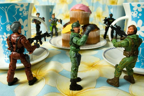 Assault On Cupcake Hill