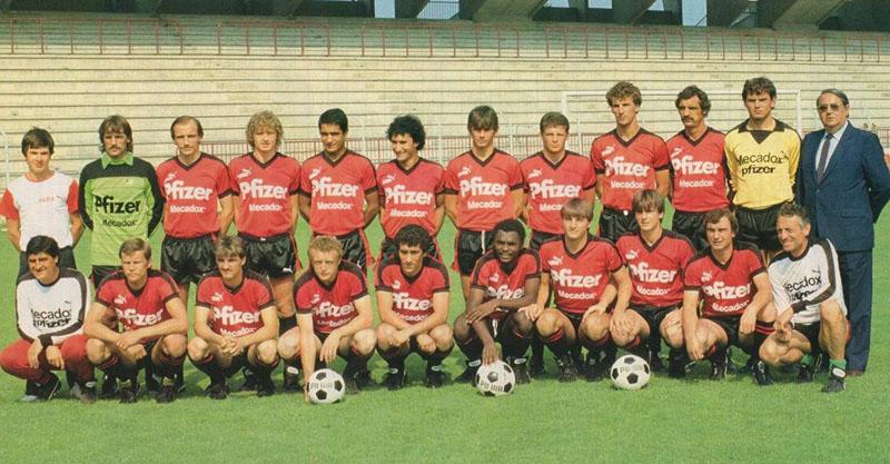 rennes 1983-84
