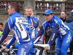 onderonsje Palmans - Omloop HNB (kathyq) Tags: bike cycling cyclist rider gent fiets wielrennen cyclisme wielrenner ghand palmanscras omloophetnieuwsblad jeanzen