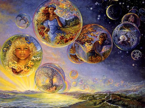 Seasons of Life by Josephine Wall