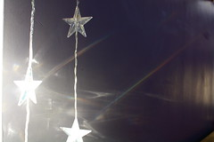 Stellar Refraction (Aussiboris) Tags: light stars colours pad refraction shining 2009