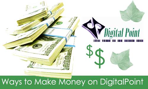 Ways to make fast money on Digitalpoint by honeytech