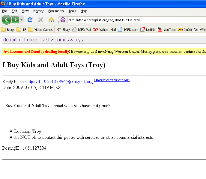 I Buy Kids and Adult Toys | Wait, What? [PIC]