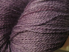 Helen's Lace in Blackberry