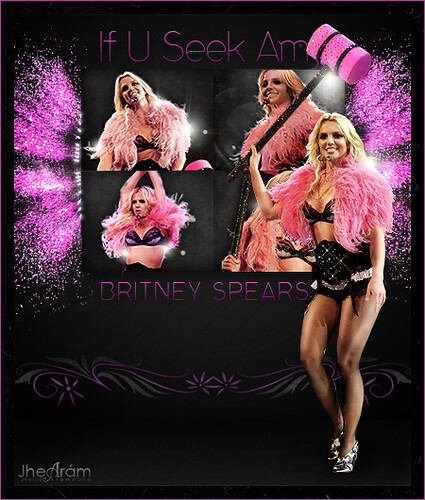 If U Seek Amy Britney Spears mazo
