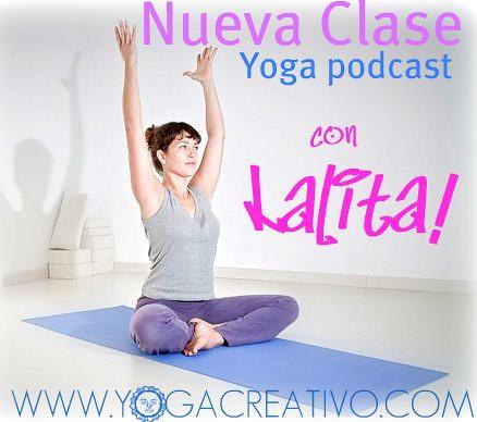 yogacreativo.com  Nuevas Clases de Yoga en Español en tu blog! 98fbc91952dc