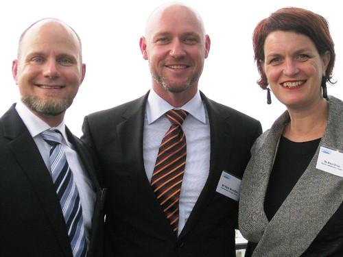 Sandy, Mark & Alison - Hobart, March 2009