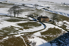 The House in the Snow (curreyuk) Tags: uk england snow farmhouse landscape nationalpark derbyshire peakdistrict snowdrift gb soe snowscape drift awesomeshot blueribbonwinner currey otw totalphoto p1f1 shieldofexcellence aplusphoto grahamcurrey curreyuk spiritofphotography peachofashot