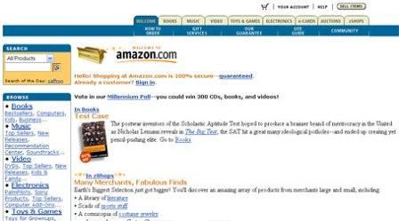 Amazon 9 years ago