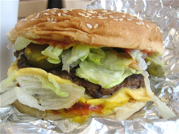 Cookout Fast Food Worth