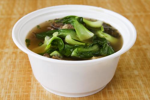 oxtail noodle soup