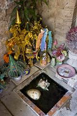 Phnom Chisor (Keith Kelly) Tags: religious temple ruins shrine cambodia cambodian khmer coconut buddhist blessing chi sacred seashell hindu province offerings kampuchea achar angkorian sunmountain phnomchisor suryavarmani khmae i412 phnumchisou suryadri 412steps slavillage roviengcommune samraoùngdistrict takphnom chisorphnum sousuryadrisun mountainsuryavarman stepshinduangkoriantempleshrineruinsreligioussacredbuddhistkhmerkhmaecambodiancambodiakampucheasla villagerovieng communesamraoùng districttakžo provincephnom penhroviengtakeokhsamraŏng districttakéo ប្រាសាទភ្នំជីសូរ penhroviengtakeocambodiaofferingsblessingsea shellcoconutacharphnom