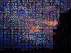 Late Arizona Sunset - Mosaic (qthomasbower) Tags: sunset arizona sky music cloud abstract color art nature colors phoenix electric collage clouds digital computer landscape design landscapes photo artwork skies sheep assemblage mosaic abstractart collages modernart mashup digitalart mosaics sunsets computerart thom designs fractal fractals gforce visualization visual bower phoenixarizona marq moden laube electricsheep mashups visualmashup musicvisualization abstractcollage arizonasky arizonasunset fractalmosaic fractalcollage photoartwork abstractmosaic marqlaube qthomasbower marqtlaube thombower fractalsunsetmosaic fractalsunsetmosaics fractallandscapemosaic fractallandscapemosaics fractalarizonasunset arizonasunsetmosaic arizonasunsetcollage