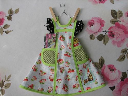 tiny apron I made