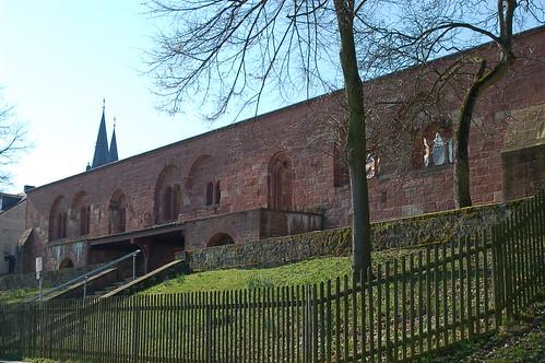 Palas Seligenstadt