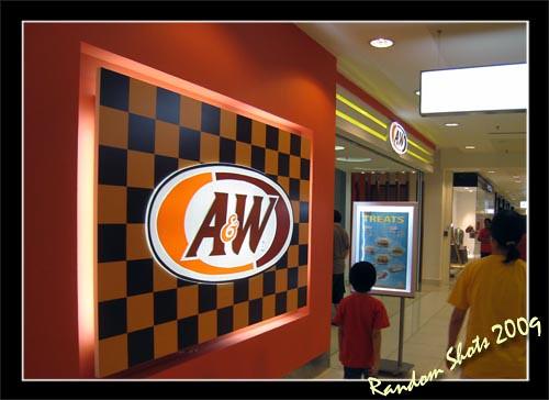 A&W Gurney Plaza