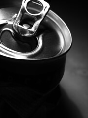 Beer (sinetempore) Tags: blackandwhite beer tin biancoenero lattina blackwhitephotos aplusphoto platinumheartaward