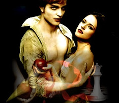Casal Fofo! (Belynhah) Tags: crepsculo