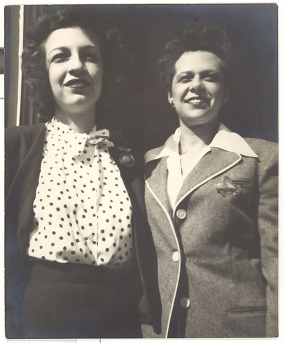 Libby Adler and Ann Mitnick Greenspan