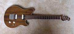 Axis Super Sport (Josh Eyre) Tags: canon guitar finish dual electricguitar rosewood humbucker humbuckers solidbody sd1000 canonsd1000 ernieballmusicman axissupersport