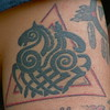 Heathen Tattoo, Odin on Sleipnir An example of