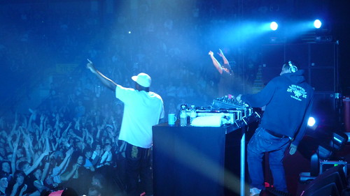 DIZZEE, CHROME,  & SEMTEX ON STAGE