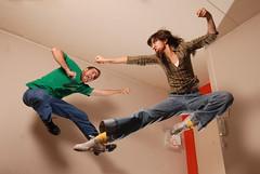 Flackie Chan 056/365 (Erwin Thieme) Tags: game flying jump break kick flash martialarts karate salto fighting juego pelea streetfighter patada voladora nikonsb600 hensel artesmarciales alvarejo nikond80 flackiechan