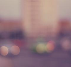 Be not afraid of going slowly; be only afraid of standing still~ (Tja'Sha) Tags: trafficlight 50mm18 bokehlicious nikond40 walkthroughthecity bokehwhores fiddywhores hbweve happybokehwednesdayeve citykeh onmywayhom