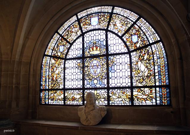 Louis XVIII, dernier roi de France a avoir sa sépulture à Saint Denis