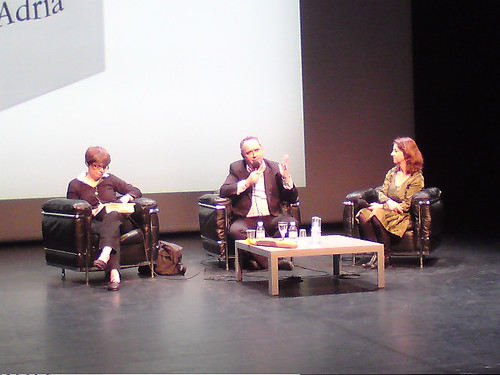 Ferran Adrià @ Centre Pompidou