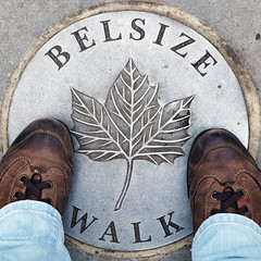 SC Standing There - Belsize Walk (Auntie P) Tags: london feet circle foot leaf shoes squaredcircle squircle squared londonzoo standingthere zsl belsizewalk zsllondonzoo msh0511 msh051112