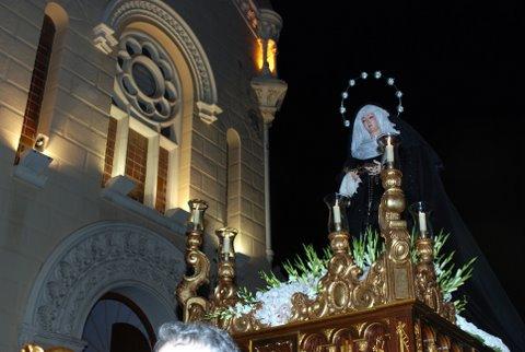 Viernes Santo 2009 Melilla 058