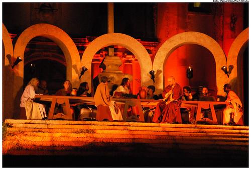 Cenas de Cristo em Olinda