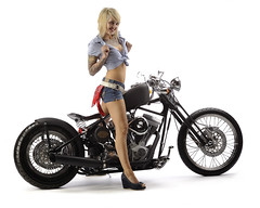 Proud of the Model 1 Motorcycle