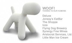 Best In Show Puppy Auction April 24th at mod livin' (Mod Livin') Tags: charity party modern puppy auction contest event dogshow midcentury bestinshow magis magispuppy