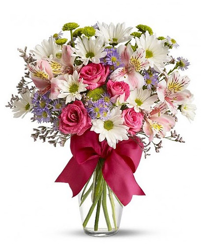Flower Bouquets Beauty in Bloom Mothers Day Flower Delivery