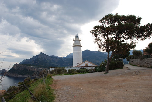 Port de Soller Lighthouse